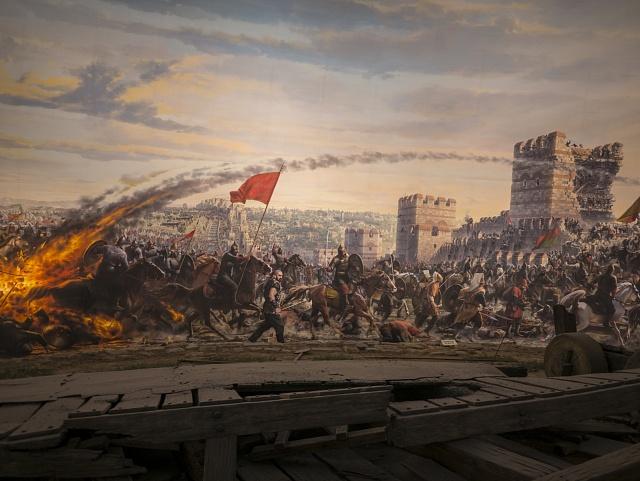 Ve středověku byla většina válek rozhodujících pro přežití či expanzi země