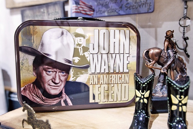 Legenda westernu John Wayne