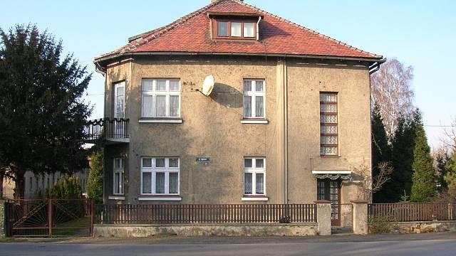 Vila Rudolfa a Hedwig Hössových v Osvětimi