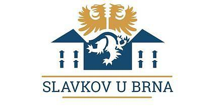 Nové logo si letos pořídil i Slavkov u Brna. Práce Tomáše Marka čelí kritice kvůli příliš mnoha prvkům