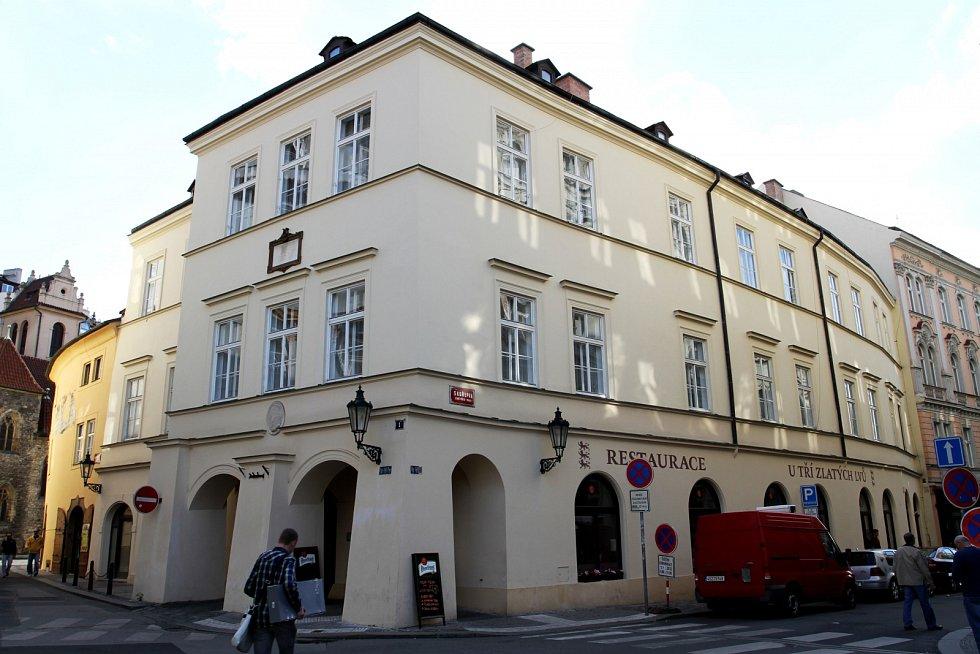 Mozart v Praze