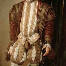 Ferdinand II. Tyrolský na obrazu Jakoba Seiseneggera