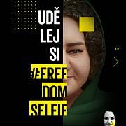 Jde o výraz solidarity s politickými vězni