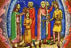 Uherský král Béla I.