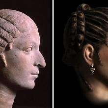 Rekonstrukce obličeje královny Kleopatry