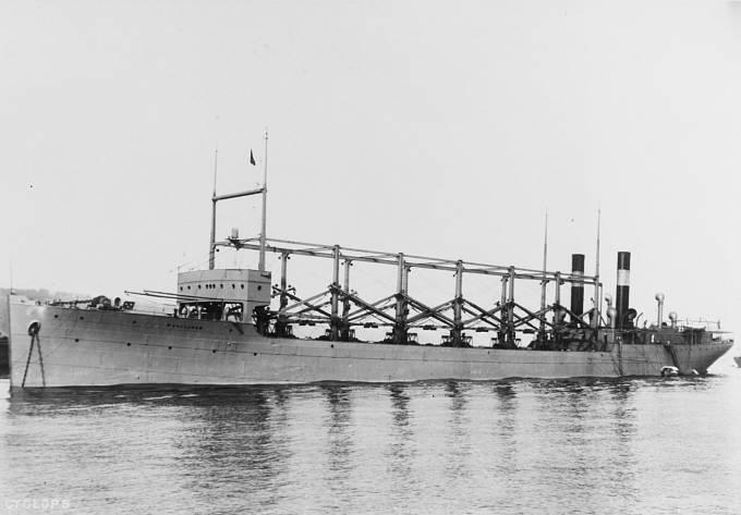 Ztracená americká loď Cyclops