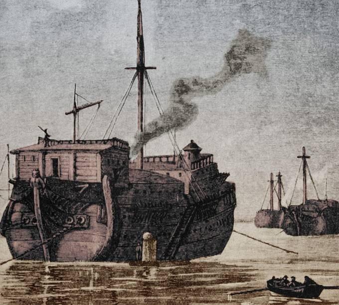 Britské královské námořnictvo praktikovalo mnoho zvláštních léčebných metod