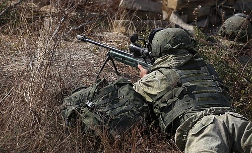 Ruská armáda, ilustrační foto