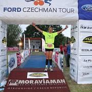 Rozhodnutí, disciplína, odhodlání a z Ivany Pilařové je Ironman!