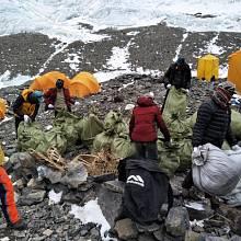 Výstup na Mount Everest