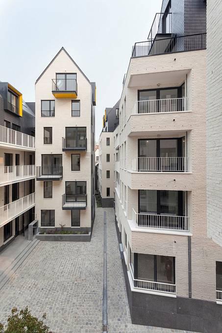 ZDE BY CHTĚL ŽÍT KAŽDÝ. Nejlepší bytový projekt roku stojí poblíž historického náměstí bruselského Grand Place a vdechl nový, modernější život památce Unesca.