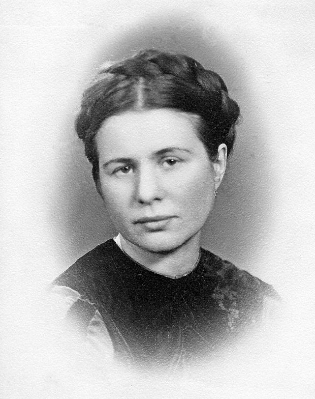 Irena Sendlerová zamlada, r. 1942