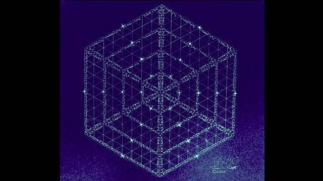 Po úrazu hlavy ale začal kreslit geometrické obrazce.