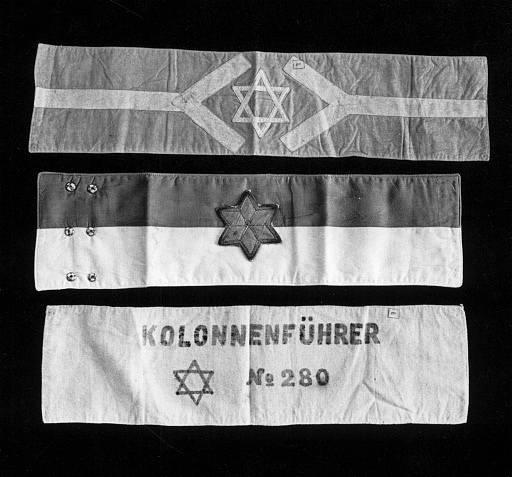 Označení vězňů v koncentračních táborech