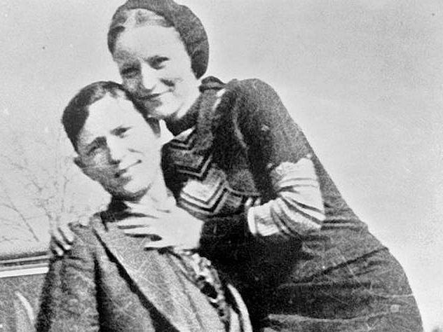 Bonnie a Clyde, jak je obdivovala široká veřejnost