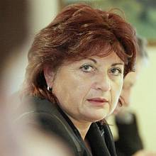 Exhejtmanka Jana Vaňhová