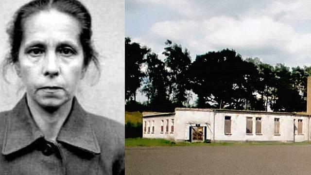 Juana Bormann působila jako dozorkyně v táboře Ravensbrück