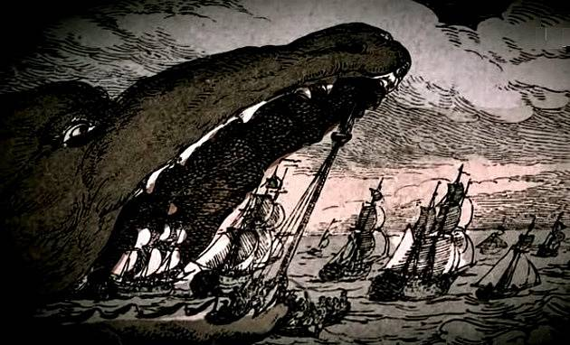 Námořníci po staletí vyprávěli hrůzostrašné historky.
