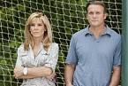 Michaelovy adoptivní rodiče na plátně ztvárnili Sandra Bullock a Tim McGraw