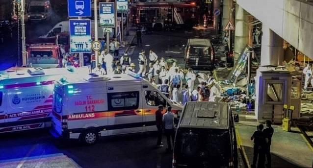 28. 6. 2016, Ankara, Turecko, 45 mrtvých