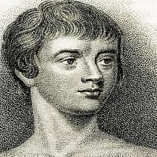 Portrét Viktora z Aveyronu