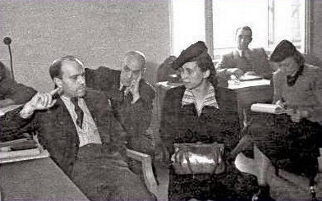 Jenny-Wanda Barkmann u soudu