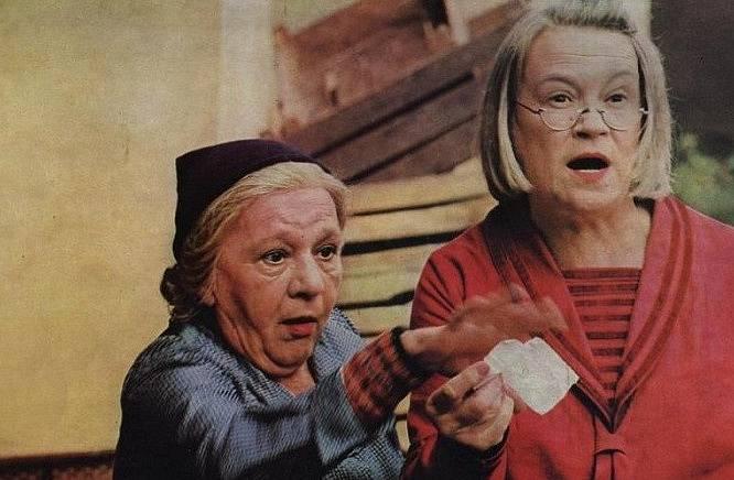 Eva Svobodová a Nataša Gollová