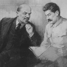 Lenin a Stalin jsou dodnes v Rusku vnímáni jako významní vůdci.