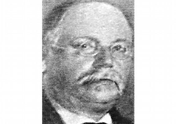 František Marschner na jednom zmála dostupných snímků