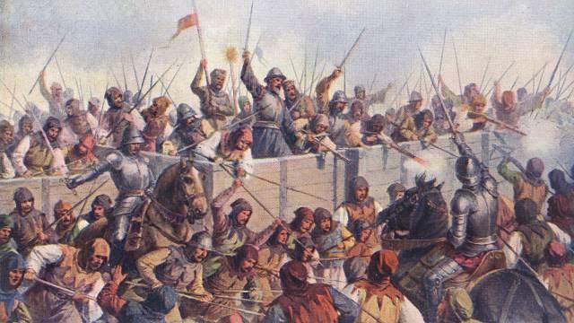 Bitva u Lipan otevřela cestu k dohodě s katolickou církví a císařem.
