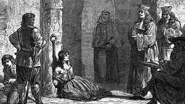 Travička La Voisinová ve vězení
