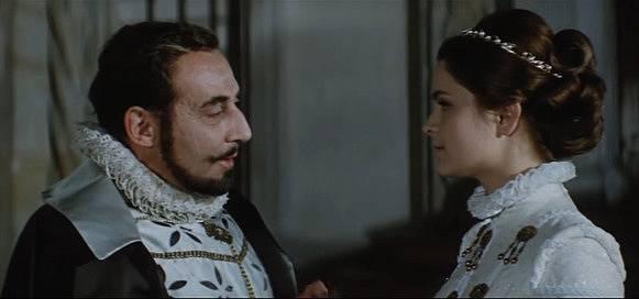 Z filmu Svatby pana Voka