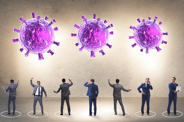 Ilustrační foto: Světová pandemie Covid-19