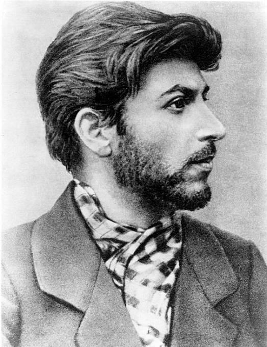 Josif Džugašvili, později zvaný Stalin