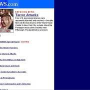 Webová stránka stanice ABC News