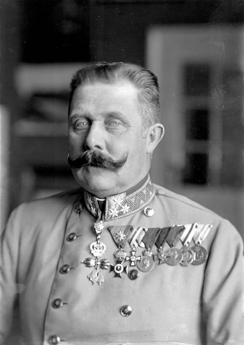 František Ferdinad d´Este