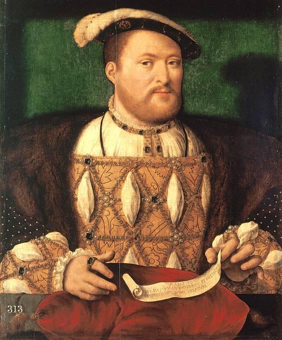 Král Jindřich VIII