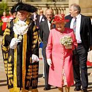 Slavnost k diamantovému výročí vlády královny Alžběty II.