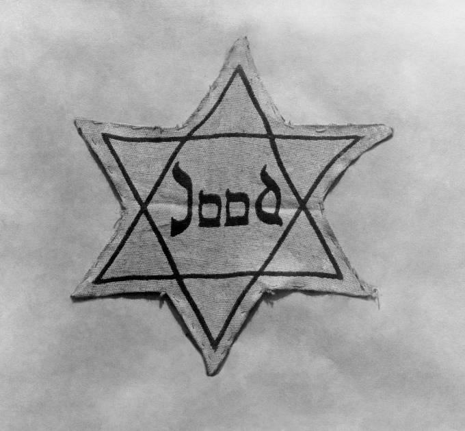 Židovské označení v koncentračních táborech