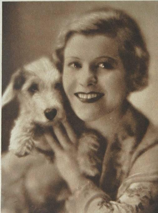 S krásnou herečkou se Hitler seznámil v roce 1932