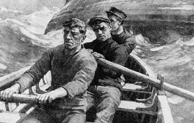 Kam zmizela posádka Mary Celeste?