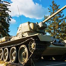 Ruský tank