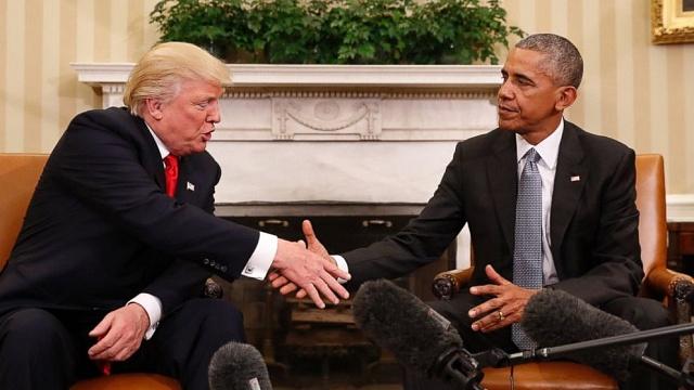 Je pouhá schůzka Donalda Trumpa s Barackem Obamou zárukou, že americká politika zůstane za Trampa v liberálně demokratických mezích?