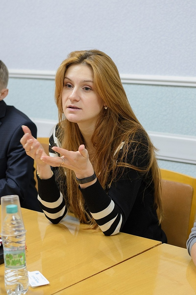 Maria Butina, svůdná agentka a milovnice zbraní