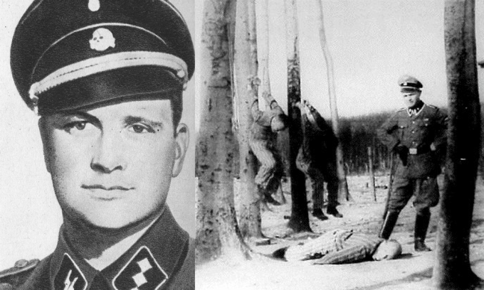 Kurt Franz, velitel tábora Treblinka