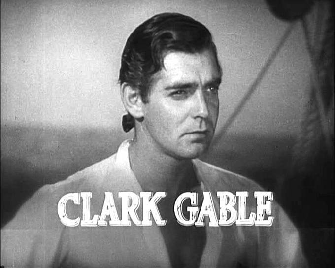 Christiana si zahrál Clark Gable