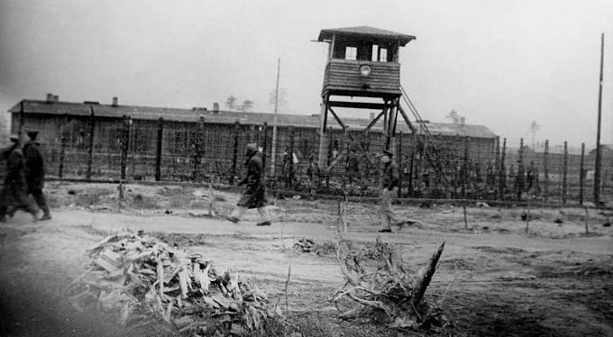 Z tábora Stalag Luft III