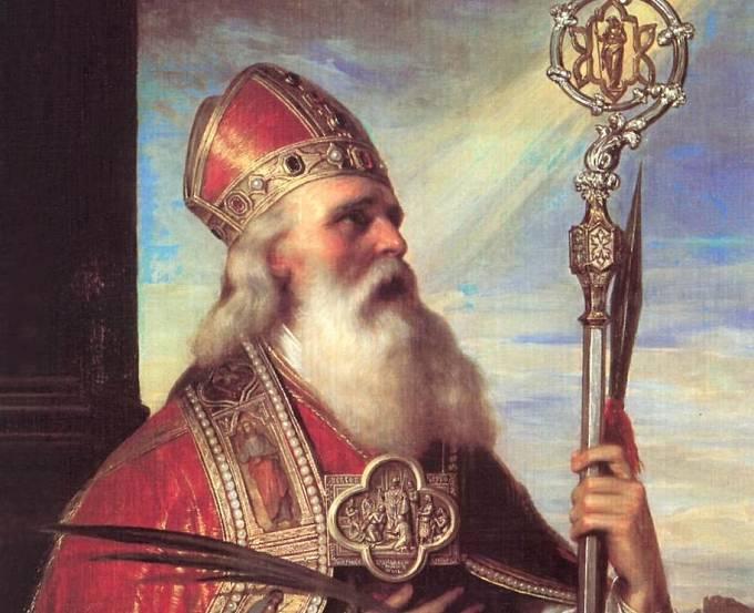 Svatý Vojtěch - patron české země