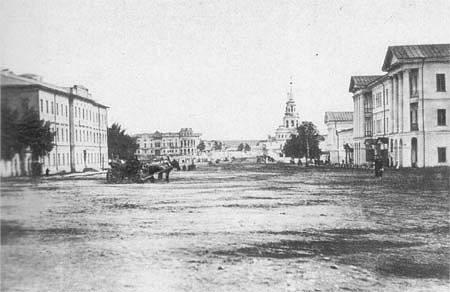 Sverdlovsk v roce 1982