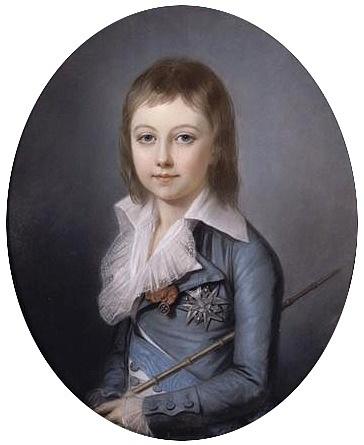Ludvíka Karla potkal neobvykle smutný osud.